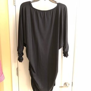 Susana Monaco Dresses - Susana Monaco Kimono Gather Dress